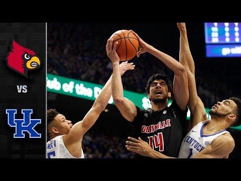 Louisville vs. Kentucky Basketball Highlights (2017-18)