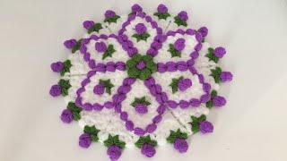 Gambar cover Tomurcuk Çiçekli Yuvarlak Lif Modeli Yapımı