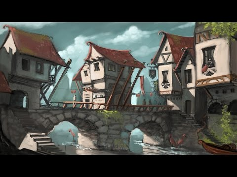 1 Hour of Medieval and Fantasy Inn Music