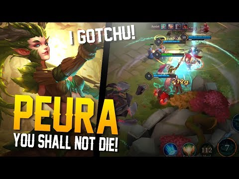 Arena of Valor Gameplay - YOU SHALL NOT DIE!! Peura Gameplay
