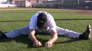 CBA Baseball Stretching Techniques.m4v