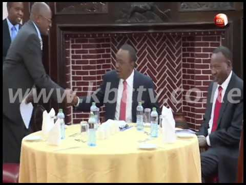 Pres Kenyatta moves to assure Maasai community