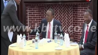Pres Kenyatta moves to assure Maasai community