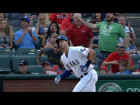 CWS@TEX: Gallo homers, collects three hits in debut