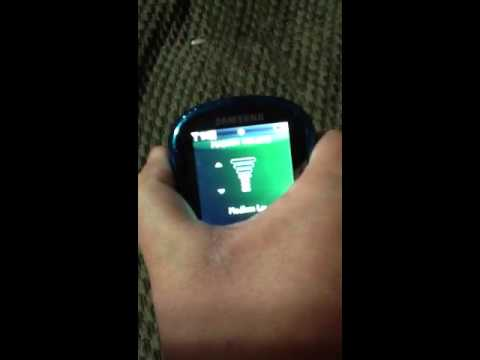 The Samsung Intensity 2