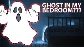 REAL Ghost In My Bedroom!! Evidence (CAUGHT ON CAMERA)