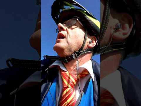 Muntys Bike Karaoke #17