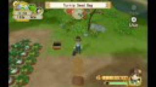 Harvest Moon: Tree of Tranquility (Wii) E3 2008 Trailer