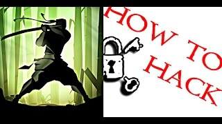 How To H@ck Shadow Fight 2 (Unlimited) (2015)