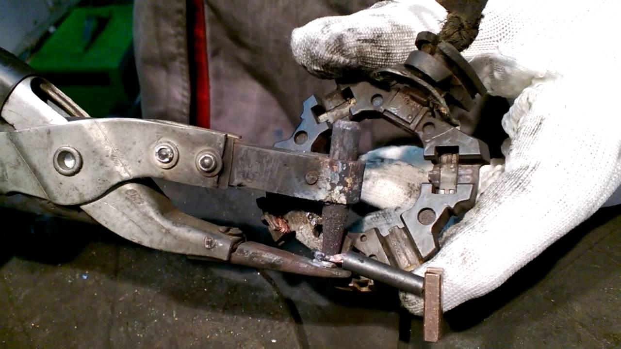 4 ноя 2014. Из чего можно самому сделать щетки для любого моторчика.