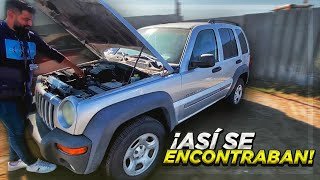 ASÍ SE ENCONTRABAN LOS AUTOS QUE COMPRAMOS EN SUBASTA | ManuelRivera11