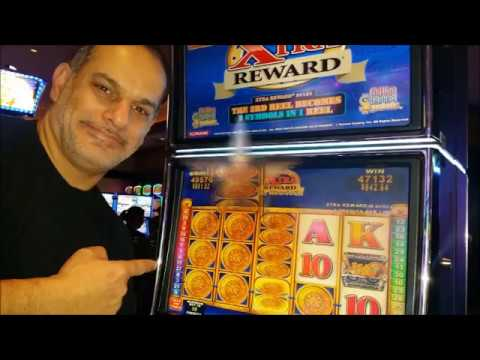 * JACKPOT * MASSIVE WINS, Lots of SPINS + RE-TRIGGER - 2c KONAMI Video Slots