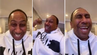 Stephen A Smith CANT STOP LAUGHING AT DALLAS COWBOYS After Loss To New York Jets!
