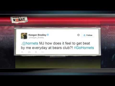 Keegan Bradley Is The World's Worst Person In Sports
