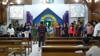 Download Mp3 Haleluya Choir 🎵🎶 Layakkah Aku @gereja Elohim Lata