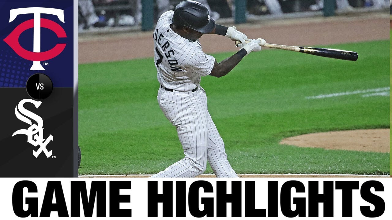 Dane Dunning stuns, James McCann goes 2-for-3 in win | Twins-White Sox Game Highlights 9/15/20