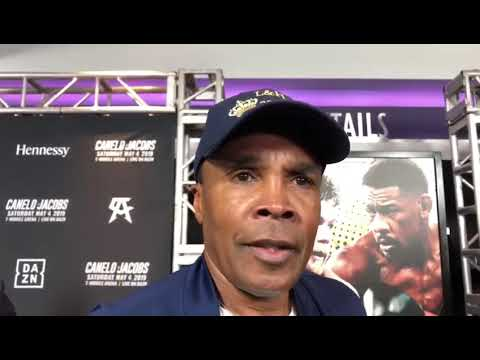 Sugar Ray got Mikey over Spence - esnews