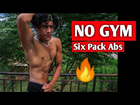 No Gym Full Six Pack Abs Workout at home | Anish Pantha