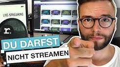 Rundfunklizenz? Wie Streaming auf Twitch und YouTube gerettet werden soll | reporter
