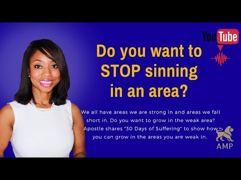 """Ask God Radio- Host Apostle Michelle """"30 Days of Suffering"""""""