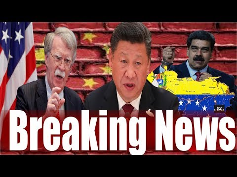 CHINA warned US with Consequences for Venezuela, OIL Sanctions!