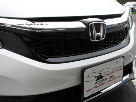 Episode 275 2016 Honda Accord Sedan Sport Grille Installation