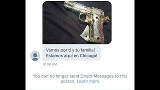 MÁS AMENAZAS DE MUERTE A SIN CENSURA. EN TWITTER DICEN QUE YA ESTÁN EN CHICAGO Y EL PATRÓN DIÓ ORDEN