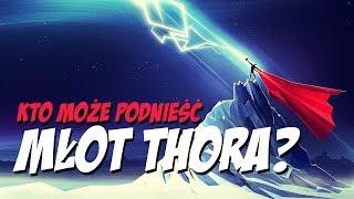 Kto może podnieść młot Thora? [BATCAVE]