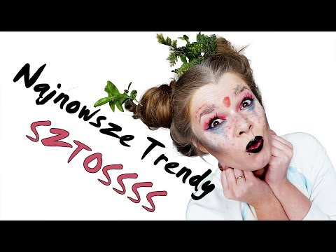 Sprawdź to! Najgorsze trendy makijażowe 2016 / 2017  SZTOS  #041