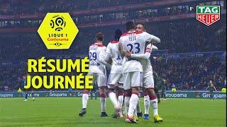 Résumé 18ème journée - Ligue 1 Conforama / 2018-19