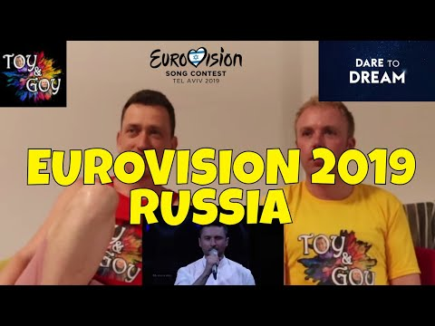 Russia Eurovision 2019 Live Performance - Reaction