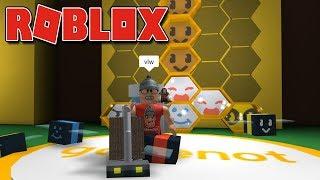 Roblox - MINHAS NOVAS ABELHAS ESPECIAIS ( Bee Swarm Simulator )