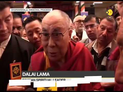 Tibetan leader Dalai Lama backs 'One China'