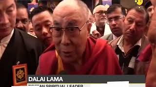 Tibetan leader Dalai Lama backs 'One China'