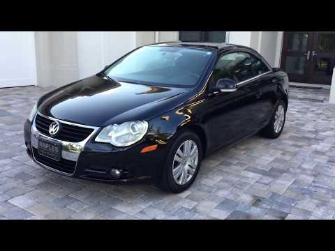 2008 Volkswagen Eos Convertible 2.0T Komfort for sale by Auto Europa Naples