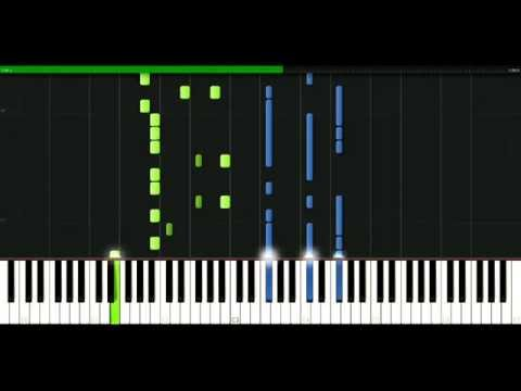 Def Leppard - Animal [Piano Tutorial] Synthesia | passkeypiano