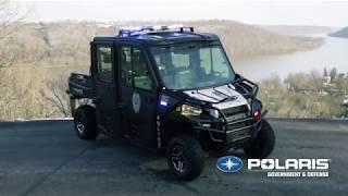 Polaris® Law Enforcement & Rescue Equipment | Polaris Government & Defense