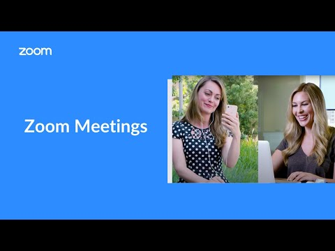 Zoom Meetings Youtube