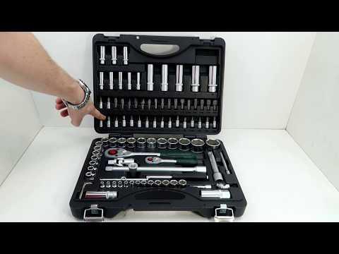 Набор инструментов Force 94пр. 4941-5