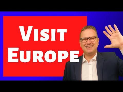 Visits to Europe from January 1st 2021 - Brexit explained