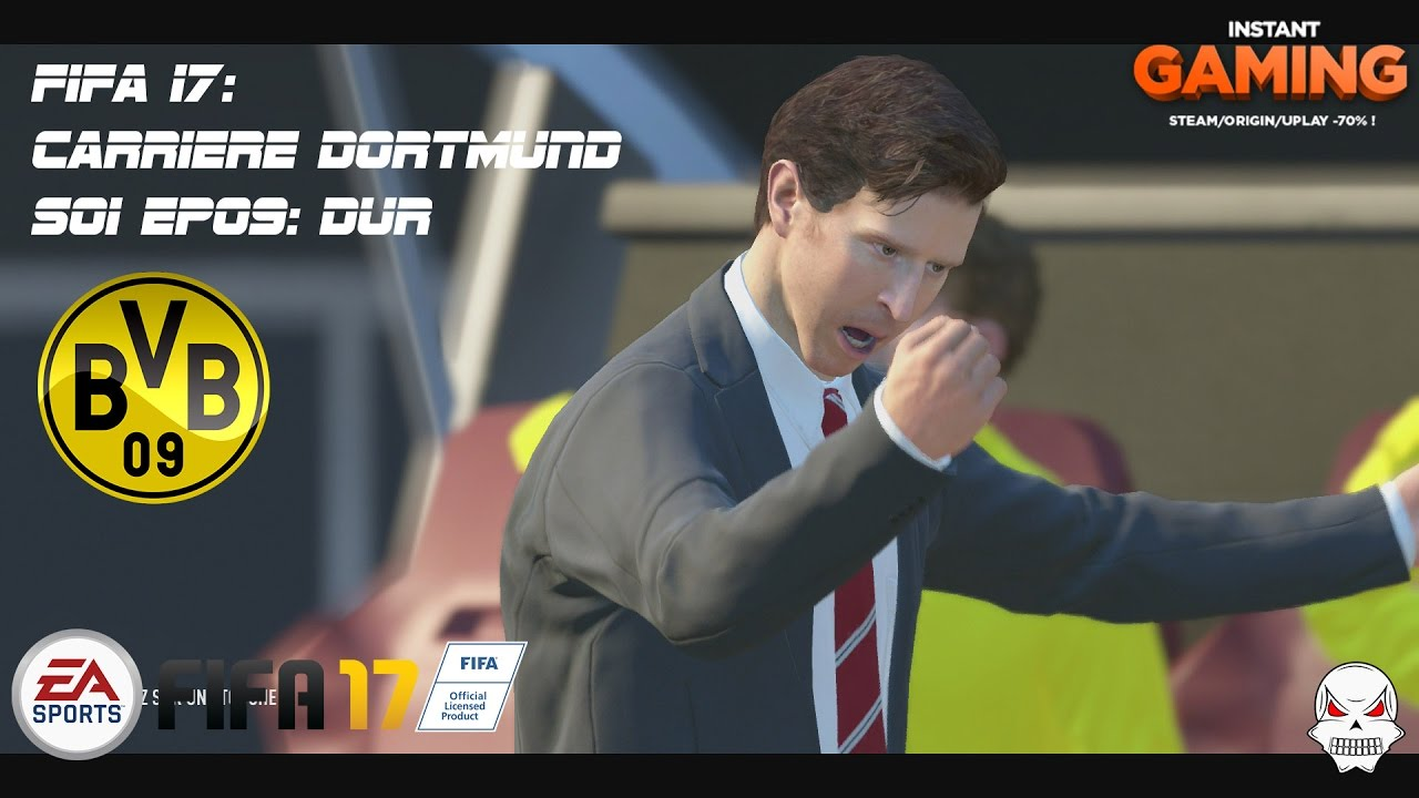 Instant Queue Manager : Fifa ps manager dortmund s ep youtube