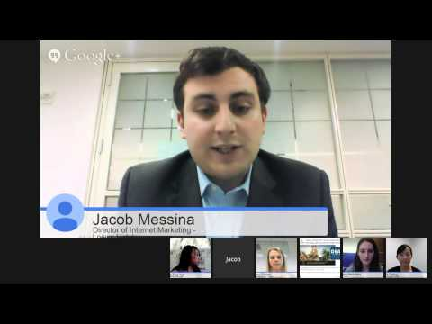 Holiday Travel Trends & Opportunities Hangout On Air