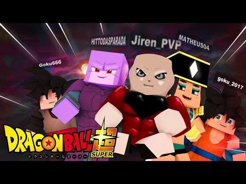 Minecraft: DRAGON BALL SUPER - GOKU VS BILLS ! DEUS SUPER SAYAJIN ? 11 de YouTube · Duração:  12 minutos 46 segundos