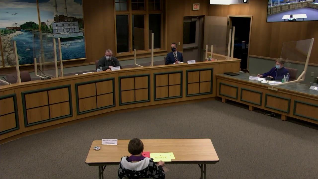 2021 Port Washington Mayoral Candidate Forum