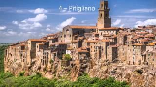 Top 10 Borghi della Toscana