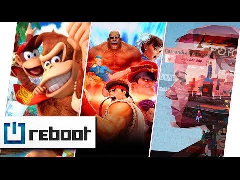 Street Fighter 30th Anniversary Collection, Donkey Kong Country: Tropical Freeze, Orwell | reboot #6