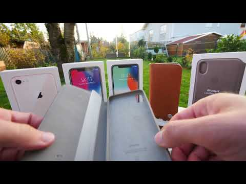 109 Euro Offizielle IPhone X Leder Hülle Die Wenig Kann   Leather Folio Test