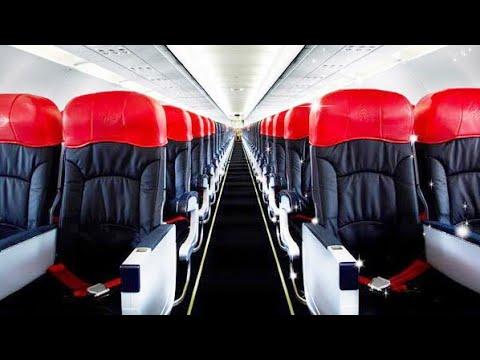 AIR ASIA A320 Economy Class Flight Experience! Cochin - Kuala Lumpur |