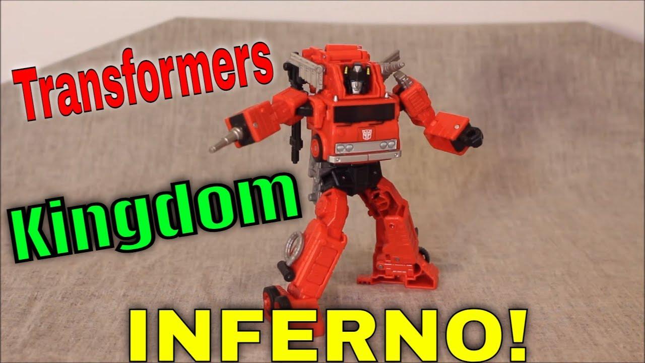 Sound the Alarm: Kingdom Inferno Review by GotBot