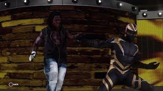 WWE 2K18, Wie Die goldene Wahrheit Tag Team (R-Truth & Goldust) Tutorial